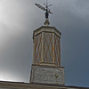 Kings Mountain's Post Office's Weather Vane