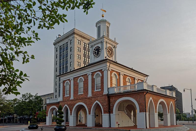 Fayetteville's Market House