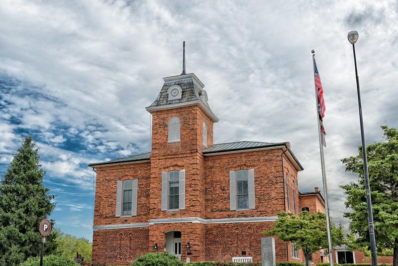 Transylvania County Courthouse