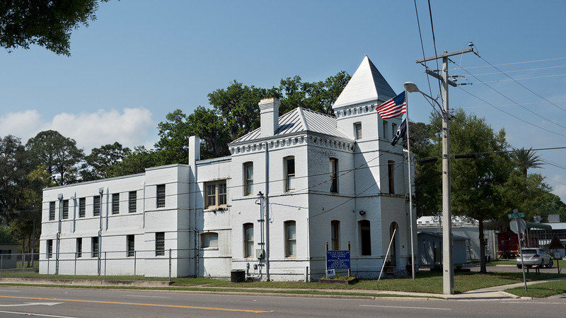 1896 Clay County County Jail