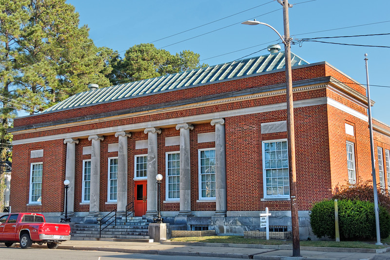 Former Mount Olive Post Office