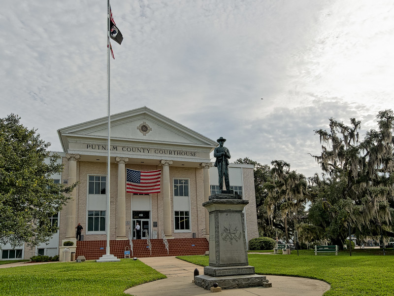 Palatka's Putnam County Courthouse