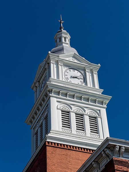 Nassau County Courthouse Clock Tower
