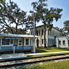 Old Green Cove Springs Rail Depot