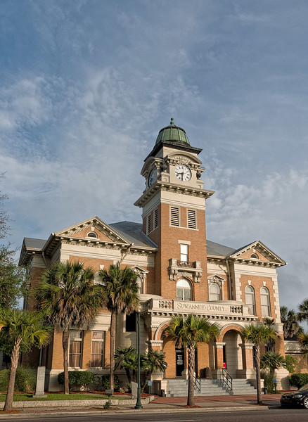Suwannee County, Florida, Historic Courthouse