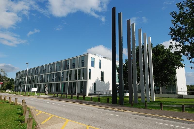 The Open University, Library, Milton Keynes