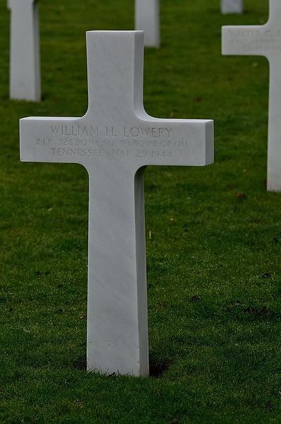 American British Cemetery, Cambridgeshire