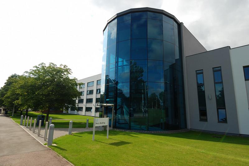 Perry building (The Open University v Milton Keynes)