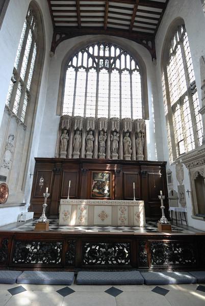 St. Mary church (Oxford)