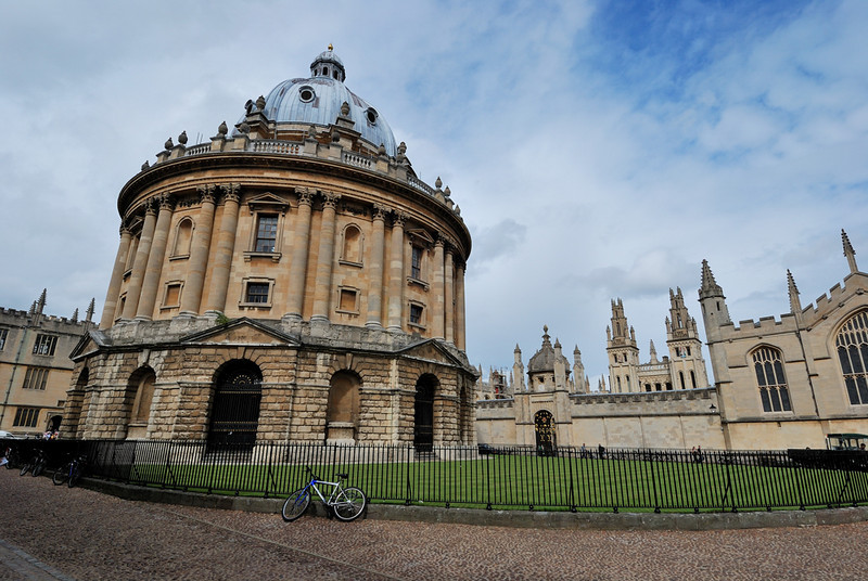 Radcliffe camera (Oxford)