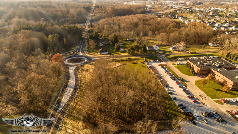 Pickle Road/SR619 Roundabout W1