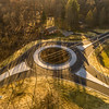 Pickle Road/SR619 Roundabout W2