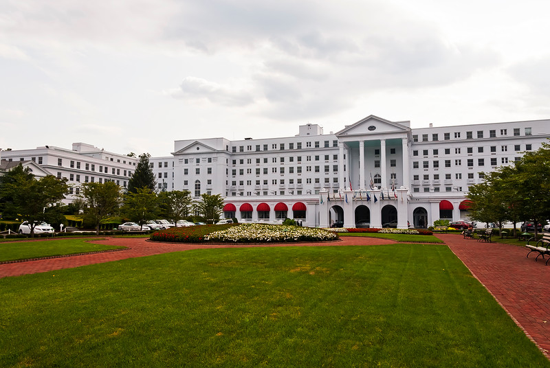 The Greenbrier Hotel