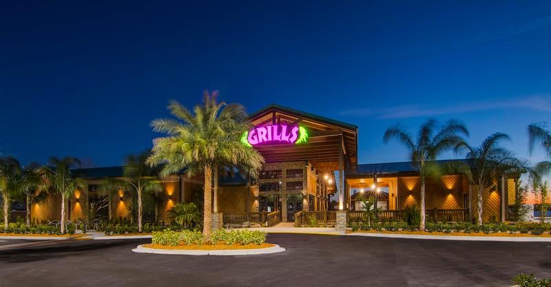 Grills Orlando6000