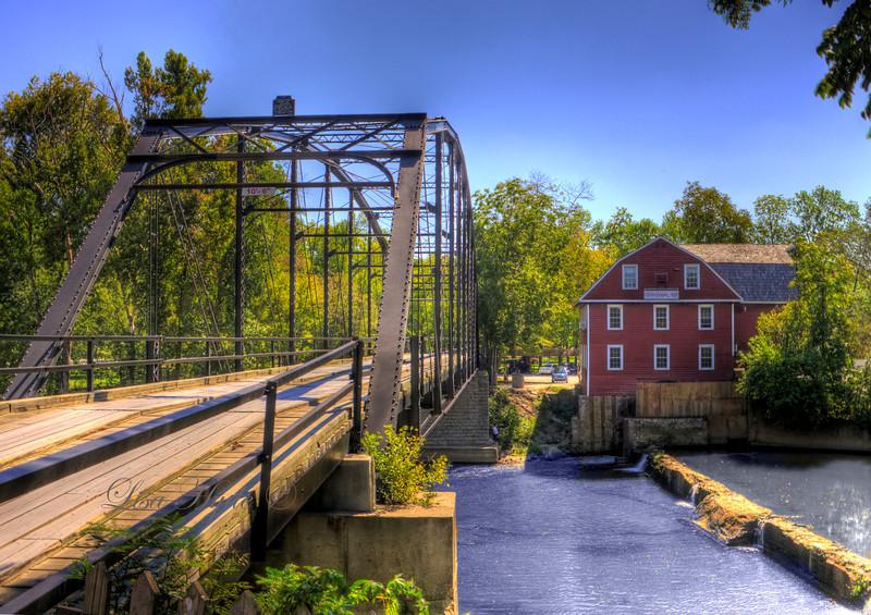 War Eagle Mill and Bridge