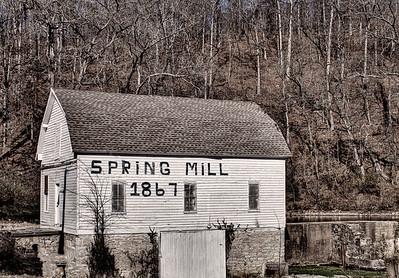 Spring Mill - Batesville, AR