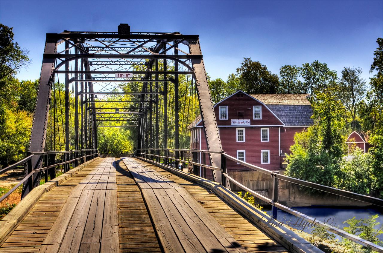 War Eagle Bridge and Mill