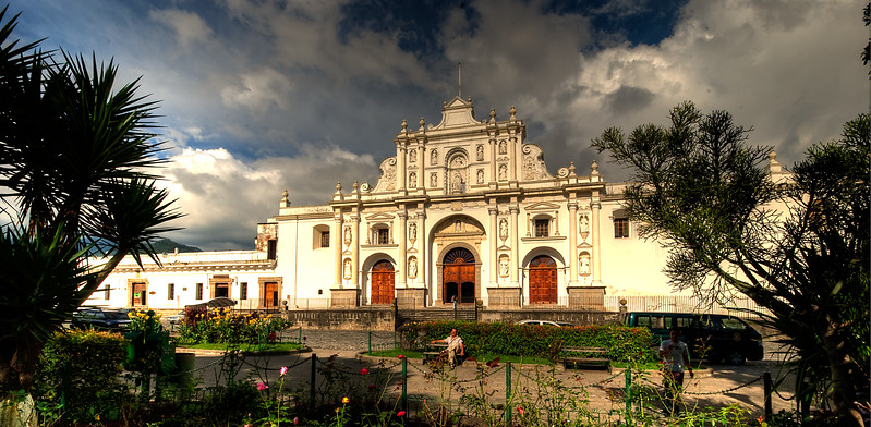 Main Cathedral, Antigua Guatemala