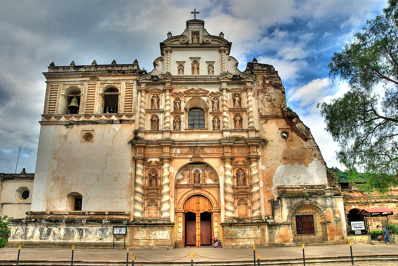 San Francisco Church & Monastery, Antigua