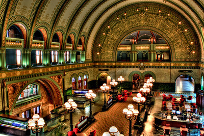 St. Louis Union Station, Grand Hall