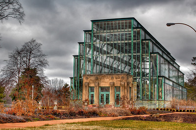 The Jewel Box/ Forest Park
