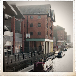 The Pillar Warehouse, Gloucester Docks