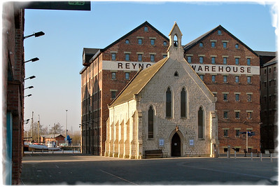 Reynolds Warehouse and The Mariners Chapel