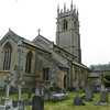 Hackthorn church is a fine example of a Victorian Gothic church