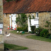 We passed the entrance to a small farmyard and just loved the stable type doors and farmyard ducks. It was a beautiful setting.