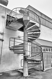 Goldfinger's Haggerston School 1964