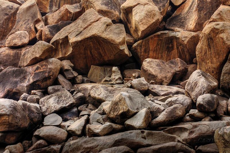 21. Just a pile of Rocks, look again !