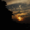 6. Fiery Sunset