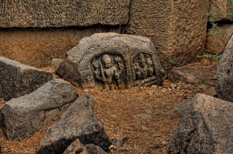 23. Every Stone at Hampi has a story