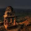14. Hilltop Vimana at Sun's first light