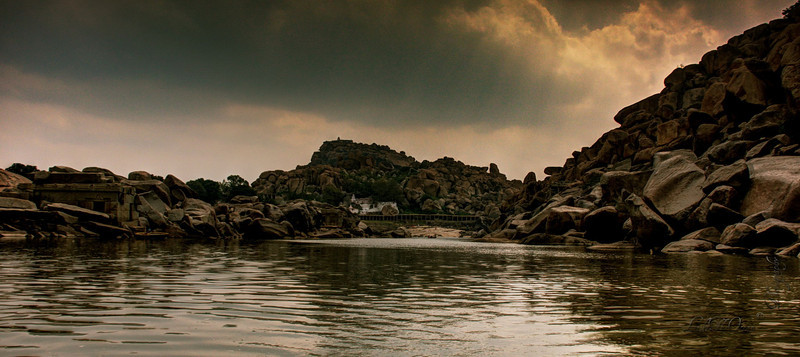24. River View of Riverside ruins