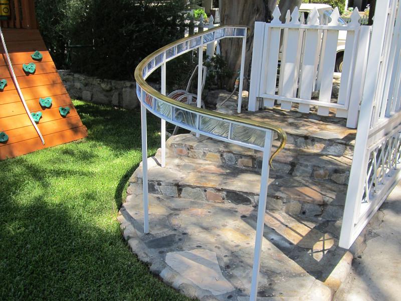 Handrail - Johnson Residence, La Canada, CA
