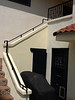Exterior stair rail - Griggs residence, Altadena, CA