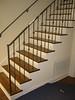Stair rail - Levy residence, Pasadena, CA