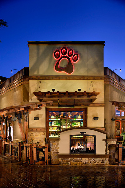 Lazy Dog Cafe, Hatch Design Group