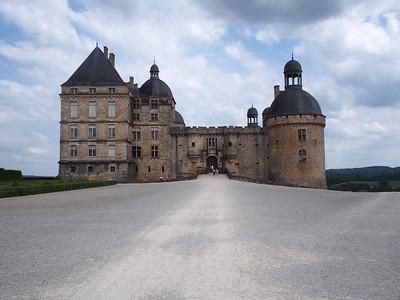 Hautefort Castle