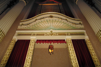 The Hawaii Theatre  Architectural Reproductions provided various molded gypsum elements including a new proscenium arch, lighting vaults and ceiling coves for this historic renovation. Traditional casting techniques for ornamental work were combined with thin-shelled GRG moldings for larger pieces.