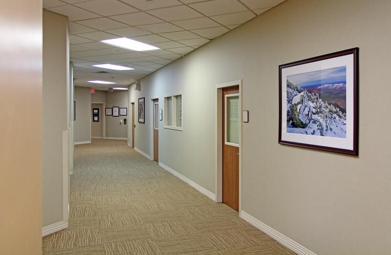 Hall from main lobby