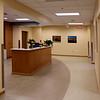 First floor nursing station