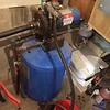 Draining pump.