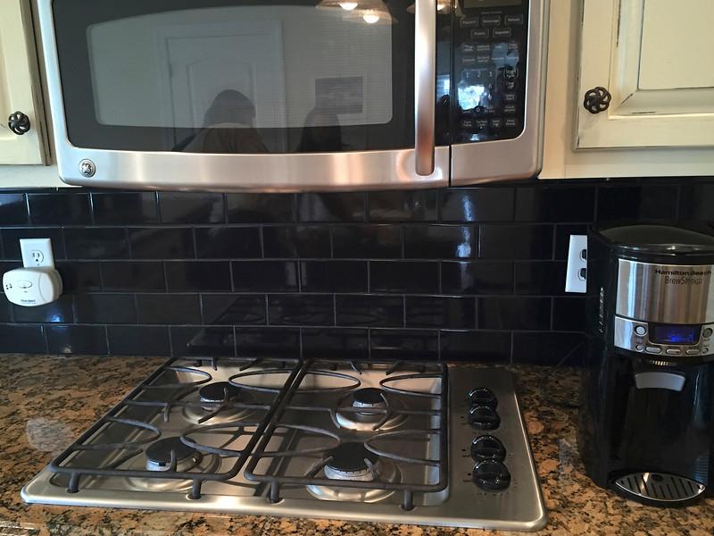 Kitchen- Stovetop