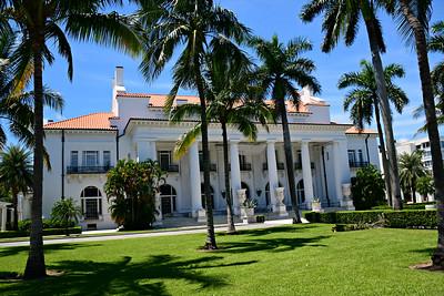 Henry Morrison Flagler Museum, Palm Beach, Florida   2018
