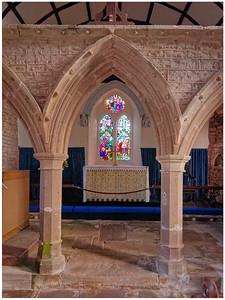 St Mary The Virgin, Welsh Newton