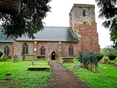 St Mary's Church, Foy