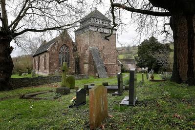 St Bridget's Church, Skenfrith