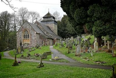 Church of St Cenedlon, Rockfield